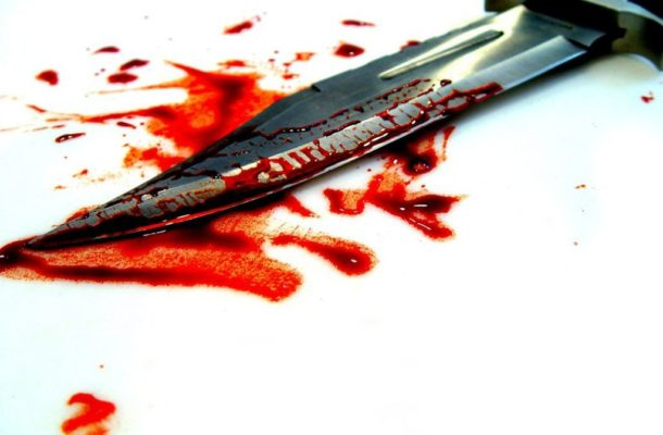 Father cuts son's ear with blade over GHC250