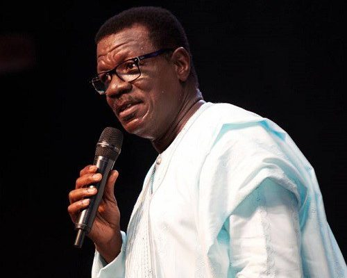 Only funny people take selfie while on flight - Mensa Otabil
