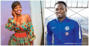 VIDEO: I had a romantic relationship with Micheal Essien - Princess Shyngle drops bombshell