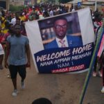 Nana Appiah politely declines Kasoa pressure to be MP, focuses on one million jobs for youth