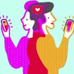 How having similar texting styles can affect romantic relationships
