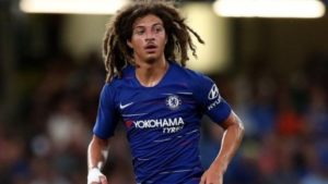 Ethan Ampadu signs five-year contract extension at Chelsea