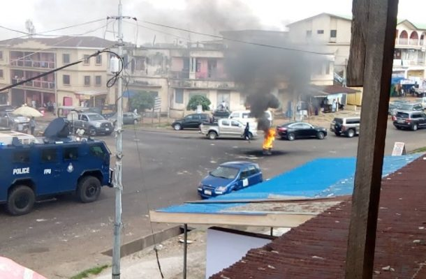 Asawase Killings: Independent Committee submits report to Bawumia