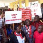 TUTAG accuse government of discrimination; declares indefinite strike