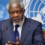 Thank you Ghana for uniting behind Kofi Annan's funeral