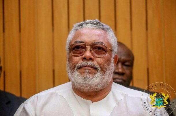 Rawlings discharged from K'Bu Cardio centre