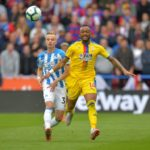 I'm heading in the right direction, insists Crystal Palace forward Jordan Ayew