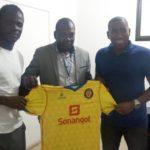 Former Hearts of Oak stalwart Inusah Musah joins Angolan side Petro Atletico Luanda