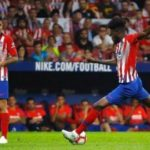 Partey scores stunner as Atlético Madrid stroll past Huesca