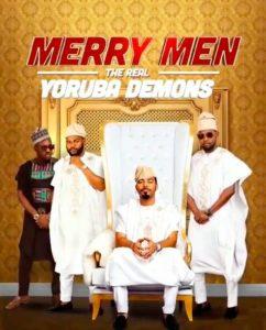 VIDEO:Ramsey Nouah, Richard Mofe Damijo, Jim Iyke, & Falz star in 'Merry Men: The Real Yoruba Demons'