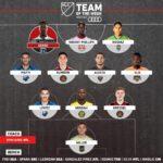 Black Stars defender Jonathan Mensah selected to MLS Team of the Week