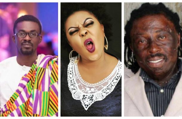 Afia Schwarznegger calls on Kwaku Bonsam to help recoup money from NAM1