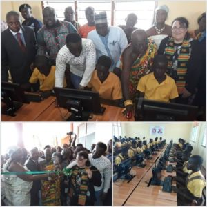 Two US NGOs build model ICT Lab for Betenase
