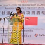 Ministry of Communication; Startimes launch Satellite TV Project