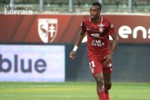Fit-again John Boye makes FC Metz squad for Béziers clash tonight