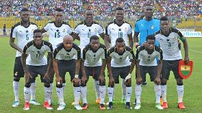 Black Stars drop down six places in latest FIFA World Rankings