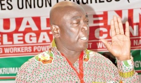TUC reacts to fuel price hike