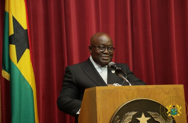 NDC's review of Free SHS will collapse policy – Nana Addo