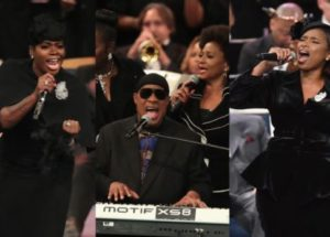VIDEOS: Jennifer Hudson, Stevie Wonder, Ariana Grande perform at Aretha Franklin's funeral