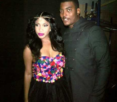 VIDEO: I struggled to kiss Tonto Dikeh on set the first time I saw her -James Gardiner opens up