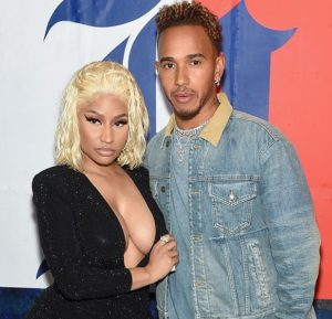 PHOTOS: Nicki Minaj & Lewis Hamilton spark dating rumours with night out in NYC