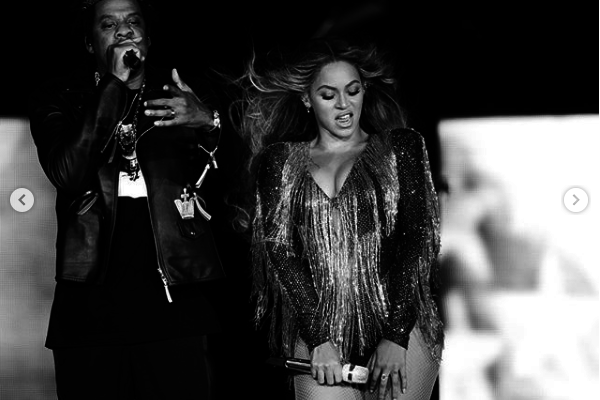 Beyonce shares stunning photos with Jay-Z as they kick off last ten shows of their #OnTheRunTour2