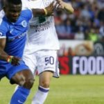 Ghana defender Joseph Aidoo guides Genk to 2-0 win over Malmo in Europa League