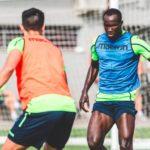 Ghana striker Raphael Dwamena makes early return to Levante training