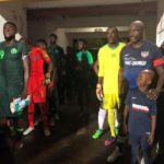 Liberia President George Weah features in friendly defeat to Nigeria