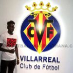 Ghana midfielder Emmanuel Lomotey promoted to Villarreal first-team