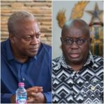 Akufo-Addo 'alarmed' by Mahama's call to review free SHS