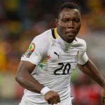 Black Stars midfielder Kwadwo Asamoah eyes 2019 AFCON title
