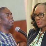 I'll be worried if you Smear Gloria Akuffo; This AG has Integrity - Pratt