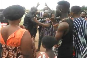VIDEO: Deputy Minister nearly lynched at Ekumfi