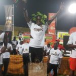 Winners of the 6th edition of GNPC Ghana's Fasters Human race