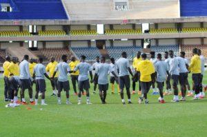 Video: Black Stars in high spirit ahead of Kenya clash