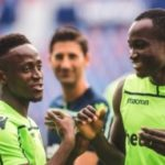 Emmanuel Boateng in, Dwamena dropped from Levante squad to face Valladolid