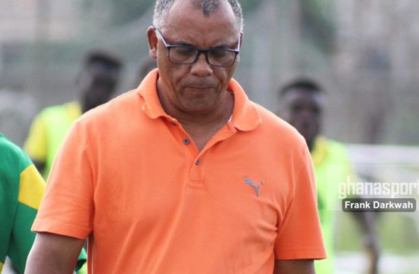 Brazilian tactician Da Rocha leads race for vacant Kotoko job