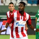 OFFICIAL: Boakye-Yiadom rejoins Serbian giants Red Star Belgrade