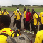 Ghana squad to arrive in Kenya today for AFCON clash