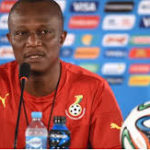 Ghana coach reveals reason for starting Kwadwo Asamoah from the bench in defeat to Kenya