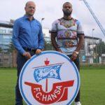 Ghana defender Phil Ofosu-Ayeh joins German side FC Hansa Rostock on loan
