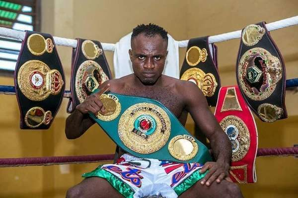 SHOCKER: DNA reveals boxer Emmanuel Tagoe not the father of his 14-yr-old child
