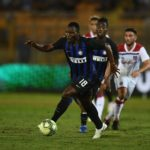 Ghana's Kwadwo Asamoah already a key player for Inter Milan