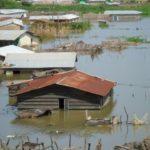 70 houses flattened in Affram plains floods