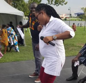 VIDEO: Joyce Blessing thrills fans at maiden Ghanafest Event in USA