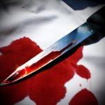 Man butchers landlord; wounds two others