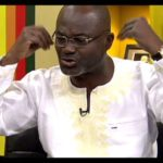 VIDEO: Give your men respect, good sex & food and they will be yours forever -Kennedy Agyapong