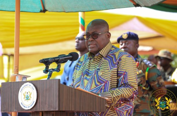 Akufo-Addo announces $500 Million for Educational Infrastructure