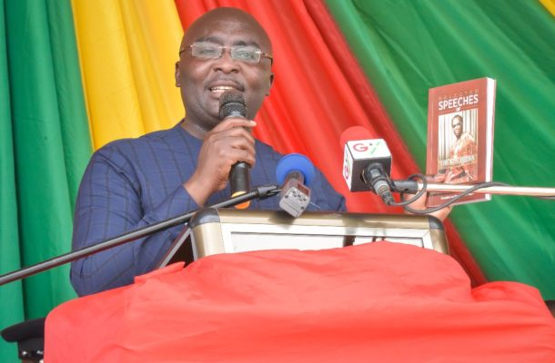 "Free SHS will create many ""Busias"" from poor families – Bawumia"